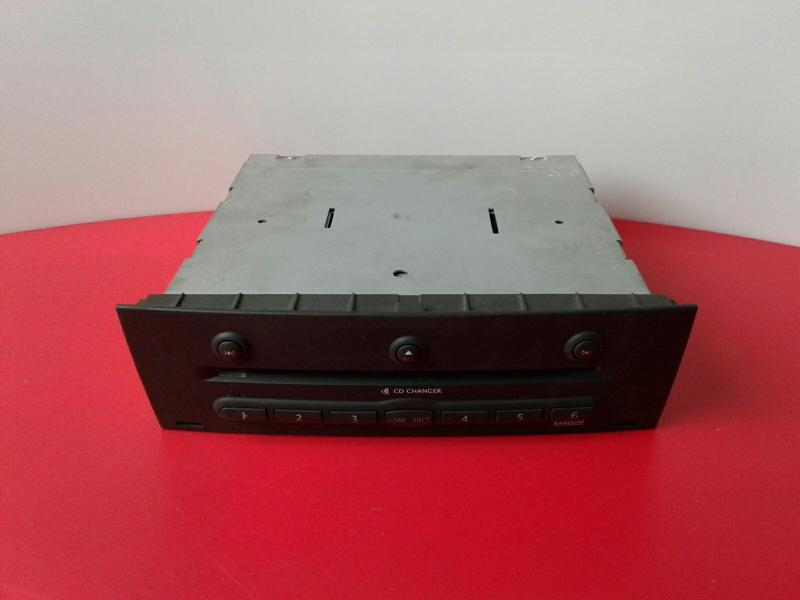 CD Changer RENAULT MEGANE II Coupé-Cabriolet (EM0/1_) | 03 - 10