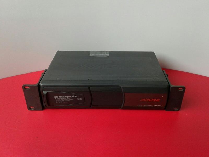 CD Changer BMW 3 (E46) | 97 - 05
