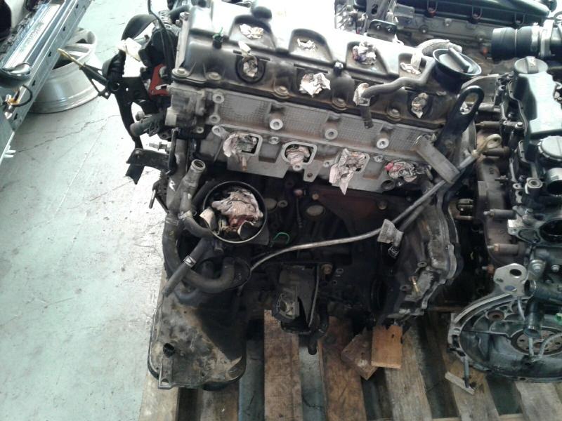 Motor para Peças NISSAN NP300 NAVARA (D40) | 04 -