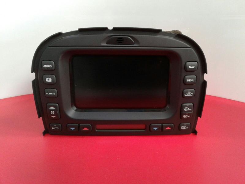Auto-rádio (GPS) JAGUAR S-TYPE (X200) | 98 - 08