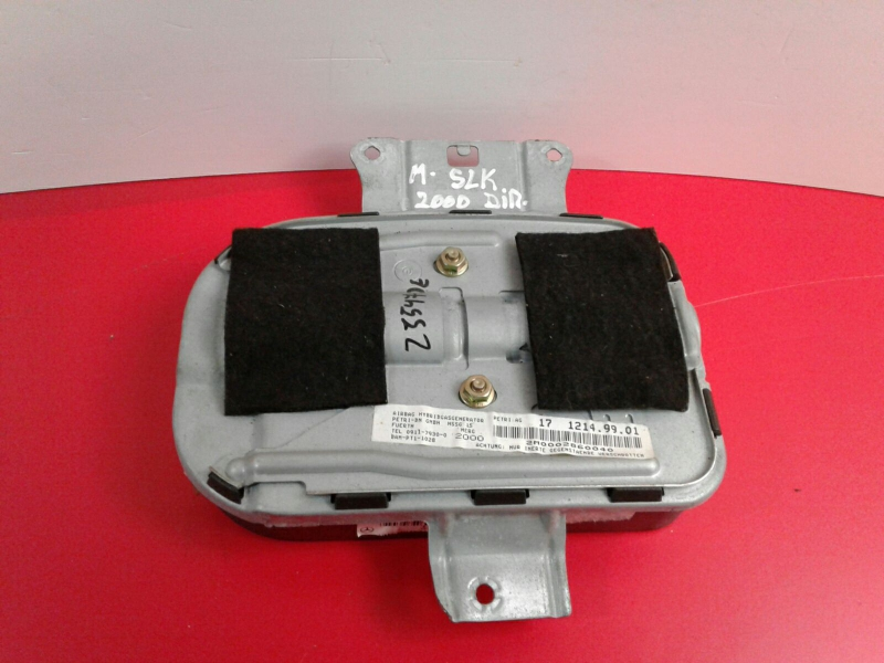 Airbag Porta Frente Direita MERCEDES-BENZ SLK (R170)   96 - 04