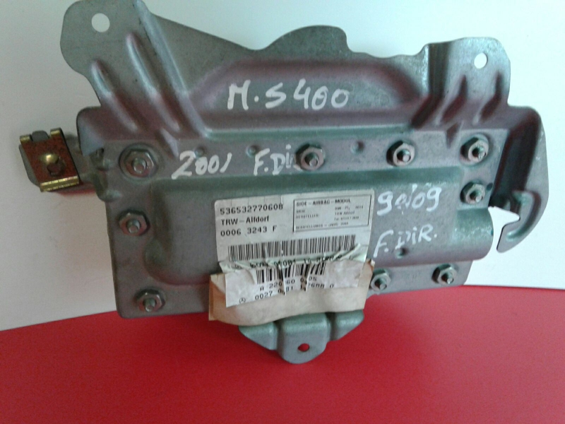 Airbag Porta Frente Direita MERCEDES-BENZ S-CLASS (W220) | 98 - 05