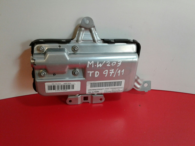 Airbag Porta Tras Direita MERCEDES-BENZ C-CLASS (W203) | 00 - 07