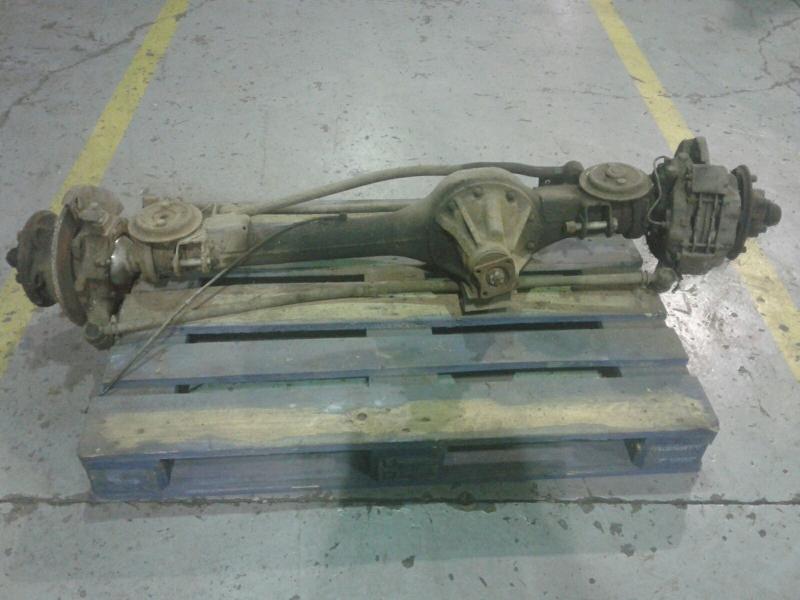 Diferencial Frente LAND ROVER DEFENDER Camião de plataforma/chassis (L316) | 90 - 16