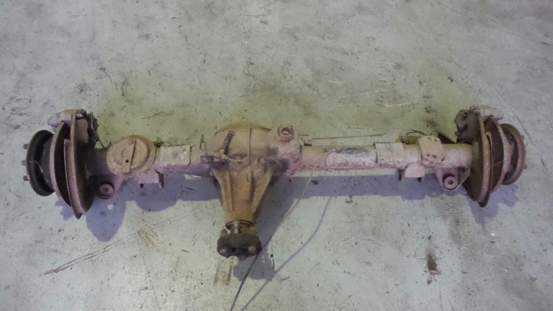 Eixo Traseiro LAND ROVER DEFENDER Cabrio (L316) | 90 - 16