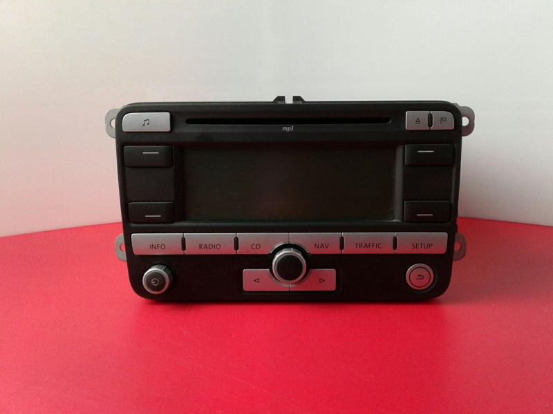 Auto-rádio (GPS) VOLKSWAGEN TOURAN (1T1, 1T2) | 03 - 10