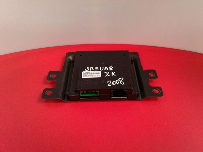 Leitor de Navegacao do GPS JAGUAR XK Cabriolet (X150) | 06 - 14