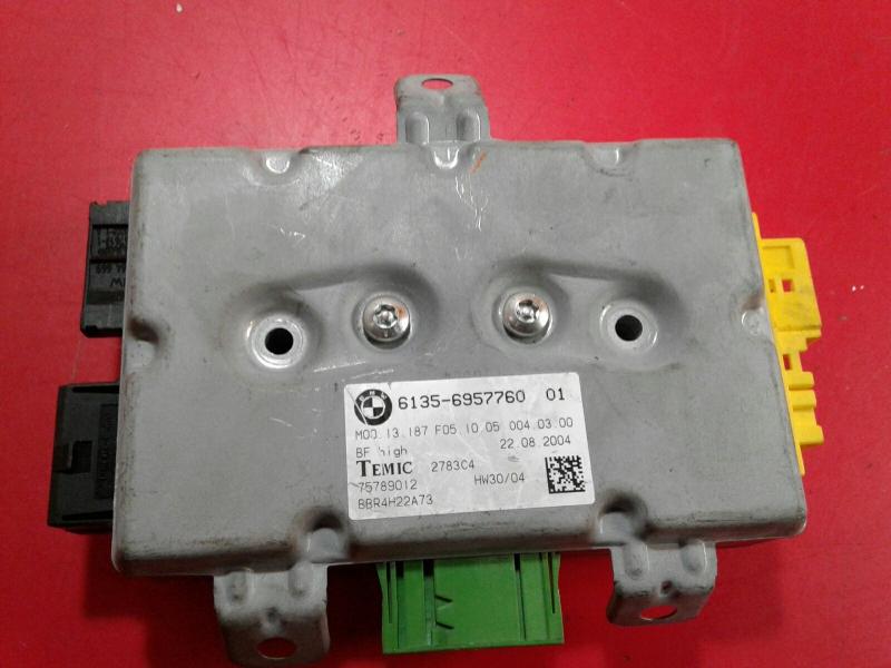 Modulo Controle Airbag Frente Direito BMW 6 Cabriolet (E64) | 04 - 10