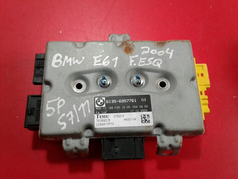 Modulo Controle Airbag Frente Esquerdo BMW 5 Touring (E61) | 04 - 10