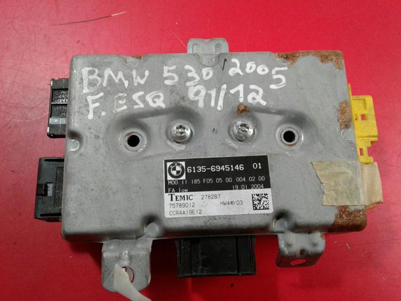 Modulo Controle Airbag Frente Esquerdo BMW 5 (E60) | 01 - 10