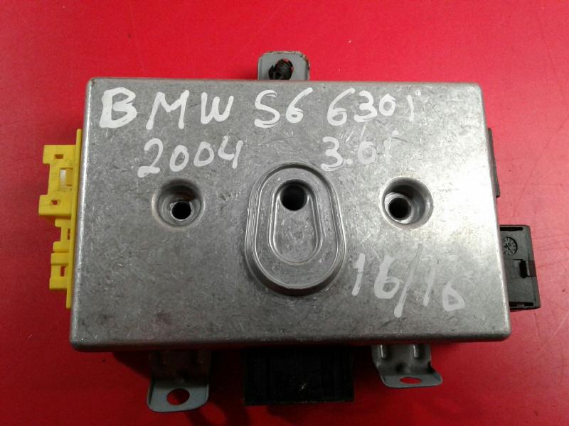 Modulo Controle Airbag Frente Esquerdo BMW 6 Cabriolet (E64) | 04 - 10