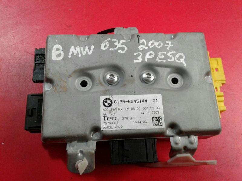 Modulo Controle Airbag Frente Esquerdo BMW 6 (E63) | 03 - 10