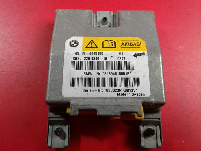 Sensor de Impacto BMW 6 (E63) | 03 - 10
