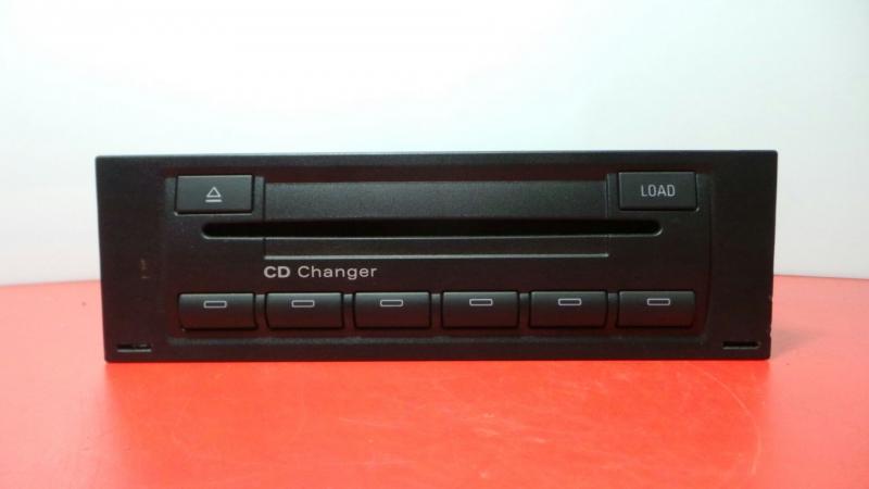 CD Changer AUDI A4 Avant (8ED, B7) | 04 - 08