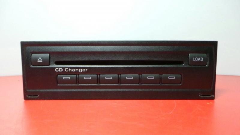 CD Changer AUDI A6 Avant (4F5, C6) | 04 - 11