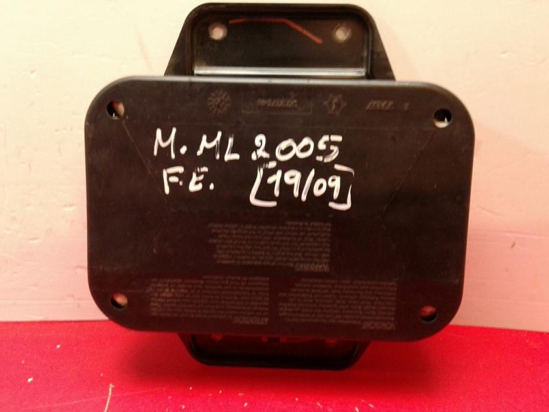 Airbag Porta Frente Esquerda MERCEDES-BENZ M-CLASS (W163) | 98 - 05