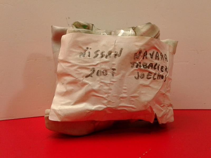 Airbag dos Joelhos Esquerdo NISSAN NP300 NAVARA (D40) | 04 -