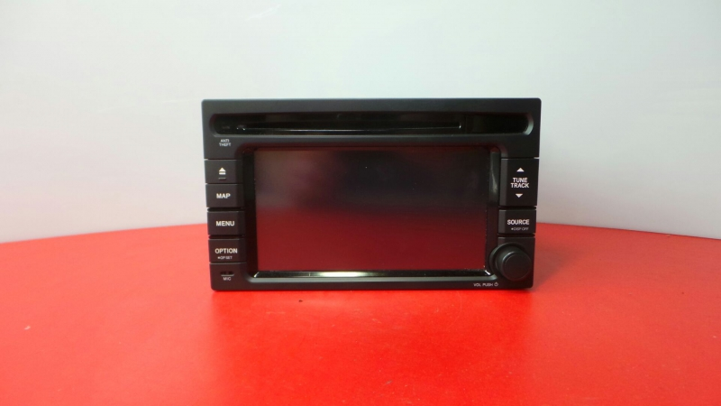 Auto-rádio (GPS) HONDA CIVIC IX (FK)   12 -