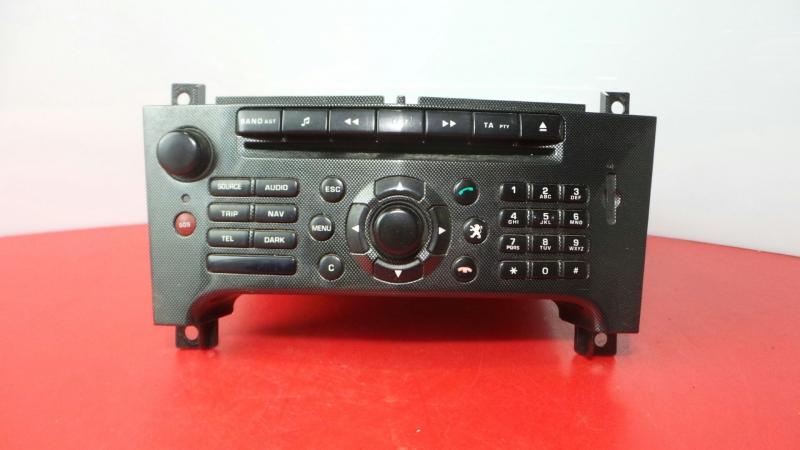 Auto-rádio (GPS) PEUGEOT 607 (9D, 9U) | 00 -