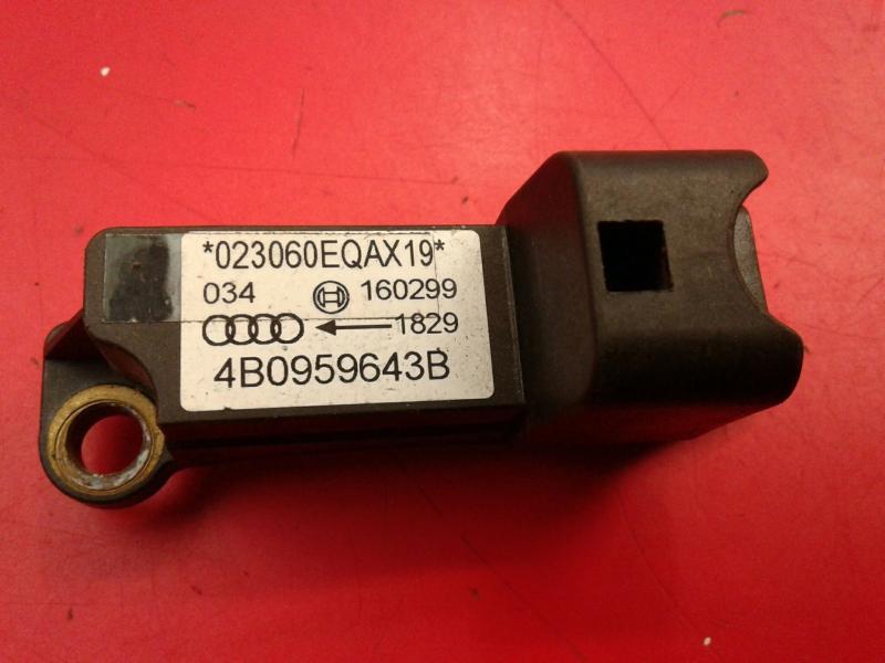 Sensor de Impacto AUDI A6 (4B2, C5) | 97 - 05