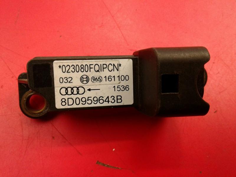 Sensor de Impacto AUDI A4 (8D2, B5) | 94 - 01