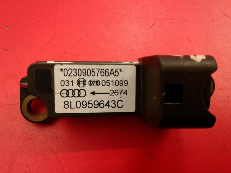 Sensor de Impacto AUDI A3 (8L1) | 96 - 06