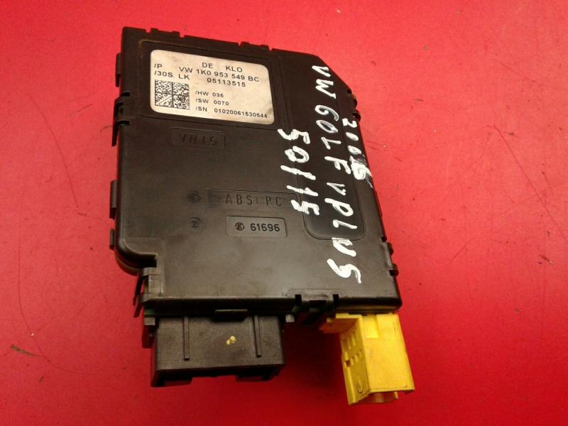 Sensor Angulo de Direcao VOLKSWAGEN GOLF PLUS (5M1, 521) | 04 - 13