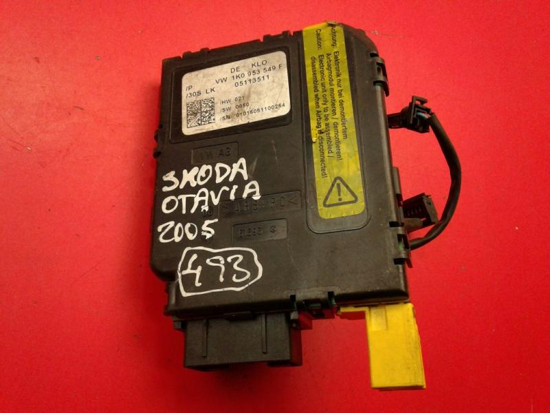 Sensor Angulo de Direcao SKODA OCTAVIA II (1Z3) | 04 - 13
