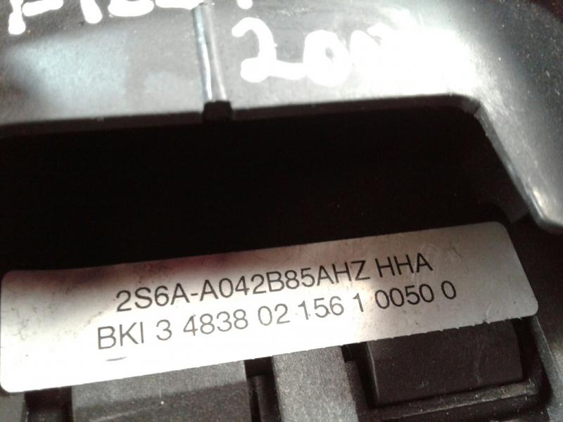 Airbag Condutor FORD FIESTA V (JH_, JD_)   01 - 14