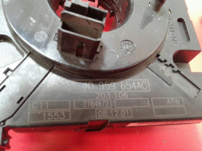 Conjunto / Kit de Airbags AUDI A3 (8L1) | 96 - 06
