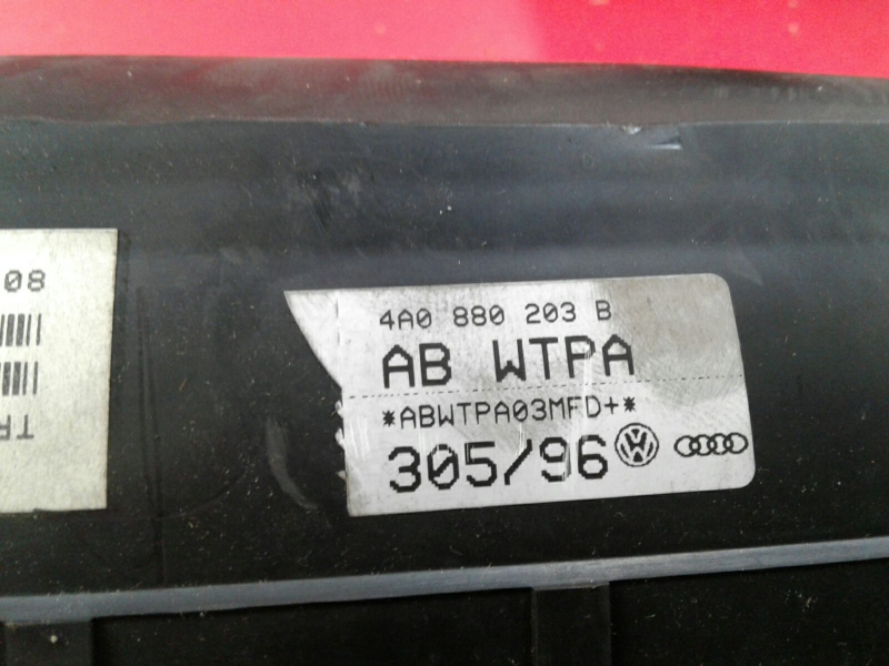 Airbag Passageiro AUDI 100 (4A2, C4) | 90 - 94