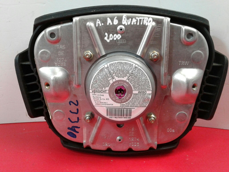 Conjunto / Kit de Airbags AUDI A6 (4B2, C5)   97 - 05