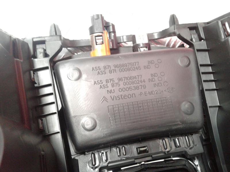 Consola Central CITROEN C4 II (B7) | 09 -