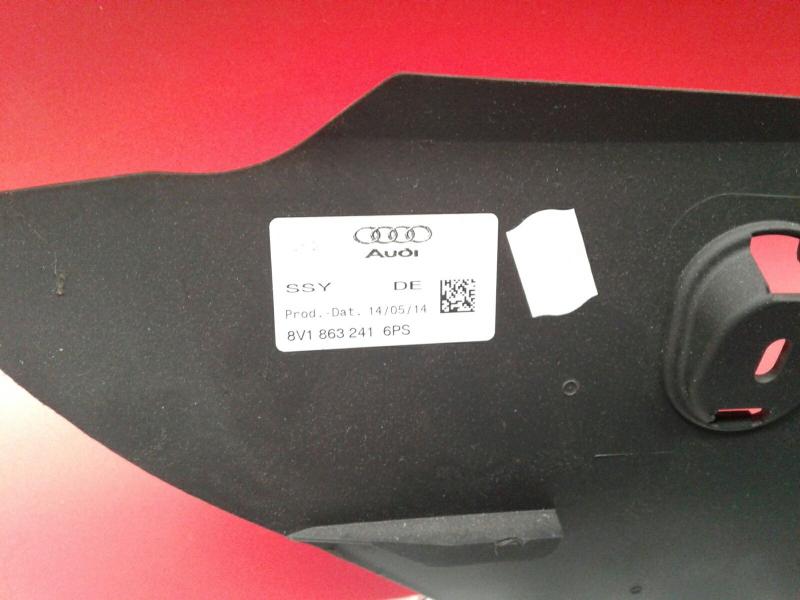 Consola Central AUDI A3 (8V1, 8VK) | 12 -