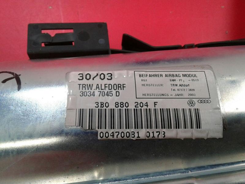 Conjunto / Kit de Airbags VOLKSWAGEN PASSAT (3B3)   00 - 05