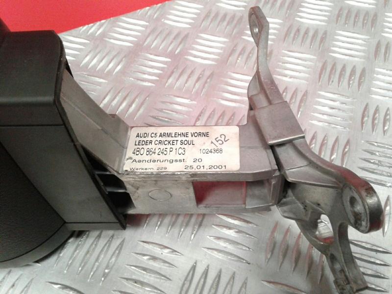 Consola Central AUDI A6 Allroad (4FH, C6)   06 - 11
