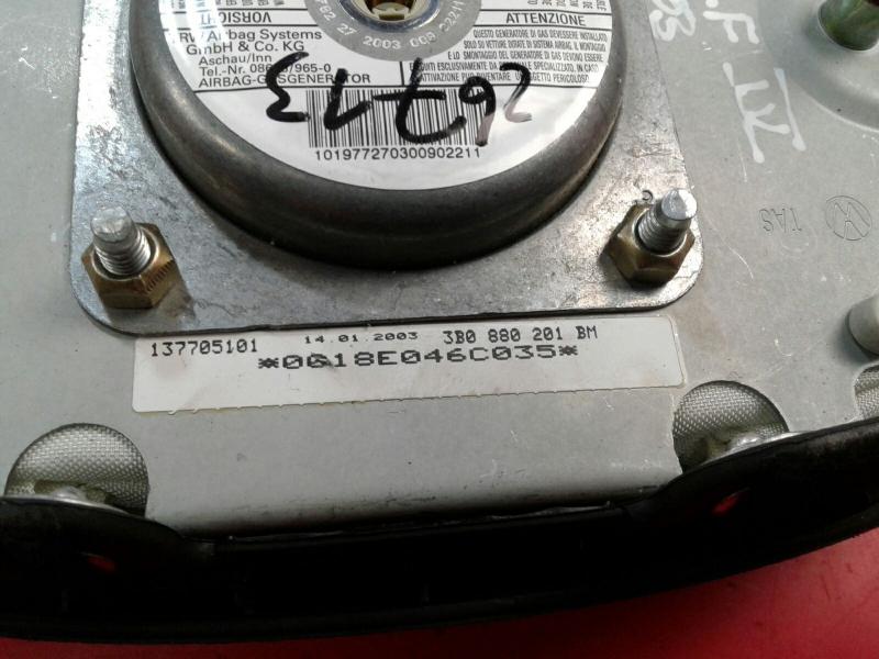 Conjunto / Kit de Airbags VOLKSWAGEN GOLF IV (1J1) | 97 - 07