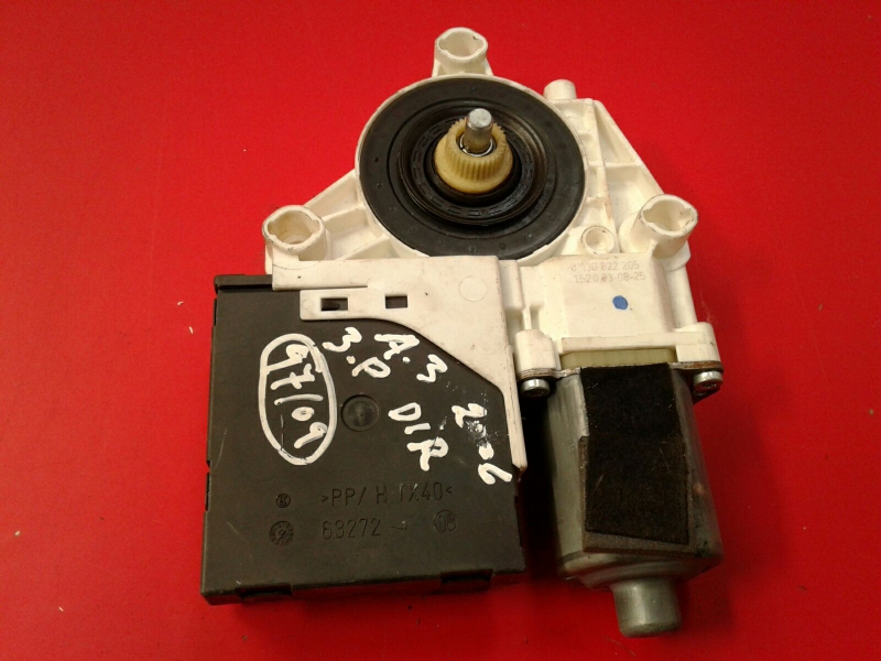 Motor Elevador Frente Direito AUDI A3 (8P1) | 03 - 13