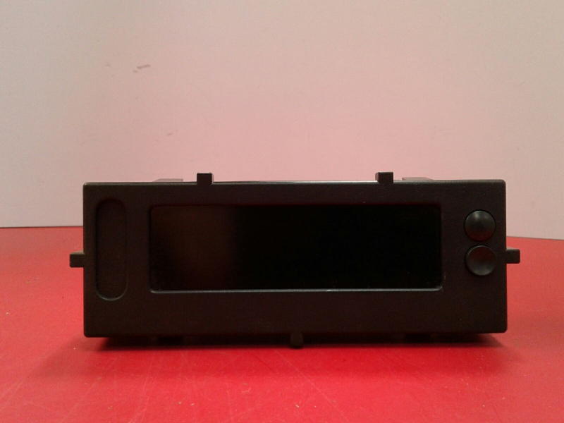 Display do Radio RENAULT MEGANE III Hatchback (BZ0/1_) | 08 -