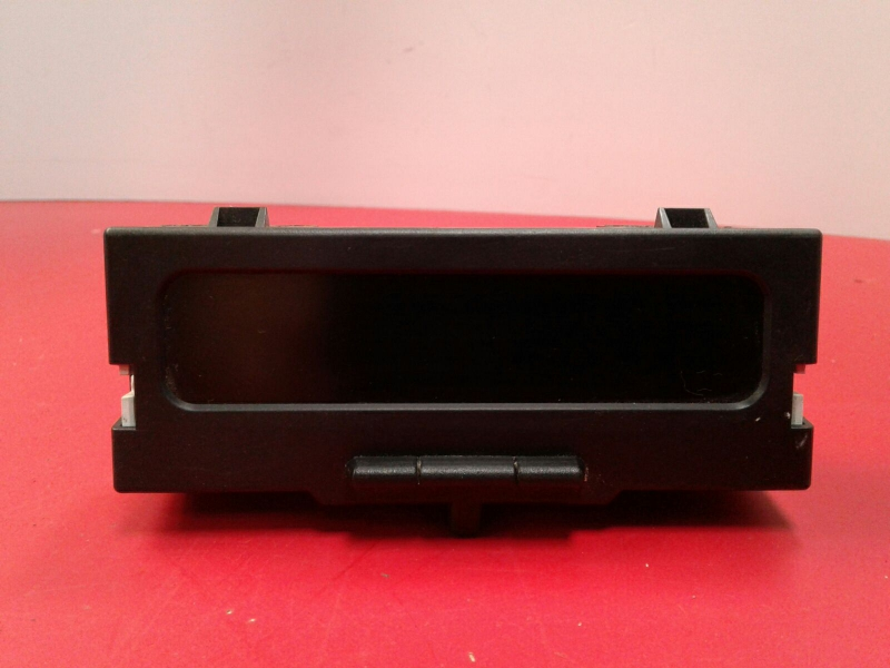 Display do Radio RENAULT MEGANE II (BM0/1_, CM0/1_) | 01 - 12