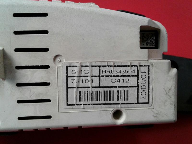 Display do Radio HONDA CIVIC VIII Hatchback (FN, FK) | 05 -