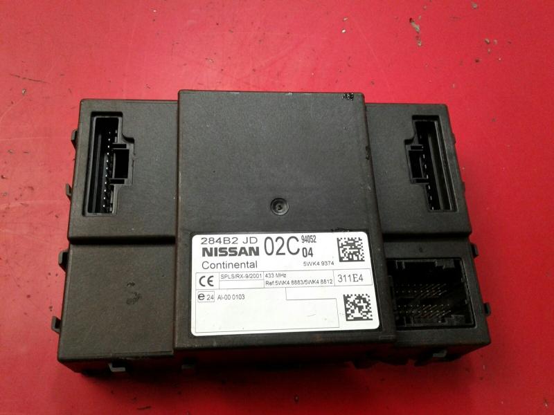 Modulo Confort NISSAN QASHQAI / QASHQAI +2 I (J10, NJ10, JJ10E)   06 - 14