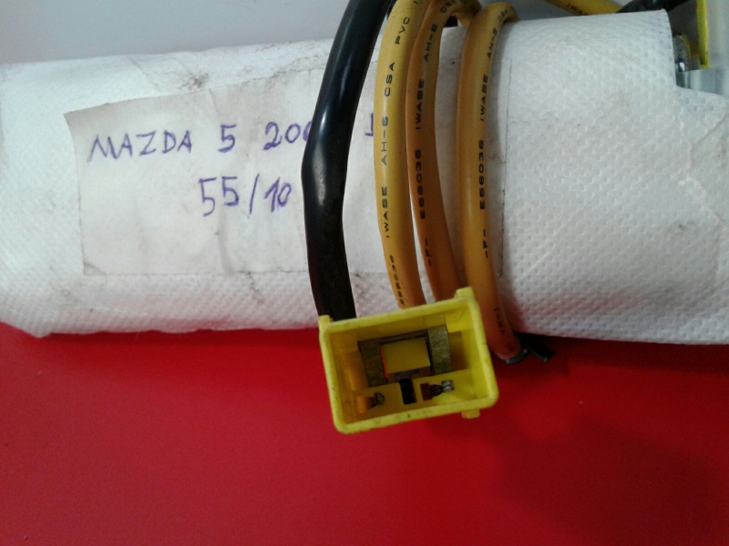 Airbag Banco Frente Direito MAZDA 5 (CR19) | 05 - 10