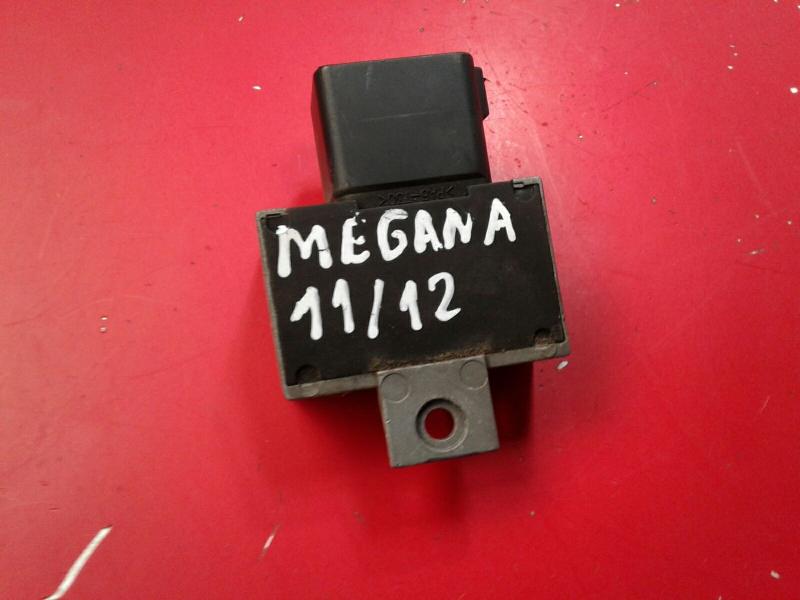 Temporizador das Velas RENAULT MEGANE II Coupé-Cabriolet (EM0/1_)   03 - 10