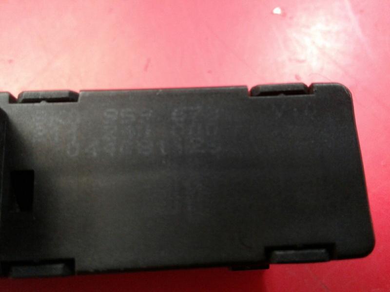 Interruptor / Botoes AUDI A4 (8K2, B8) | 07 - 15