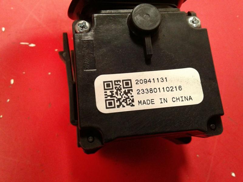 Interruptor Limpa Vidros OPEL ASTRA J (P10)   09 - 15
