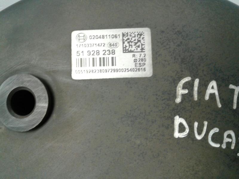 Servo Freio FIAT DUCATO Caixa (250_, 290_)   06 -