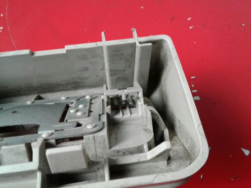 Plafonier FIAT DUCATO Caixa (250_, 290_) | 06 -