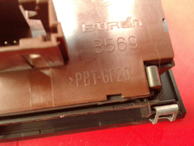 Interruptor / Botoes FIAT DUCATO Caixa (250_, 290_)   06 -