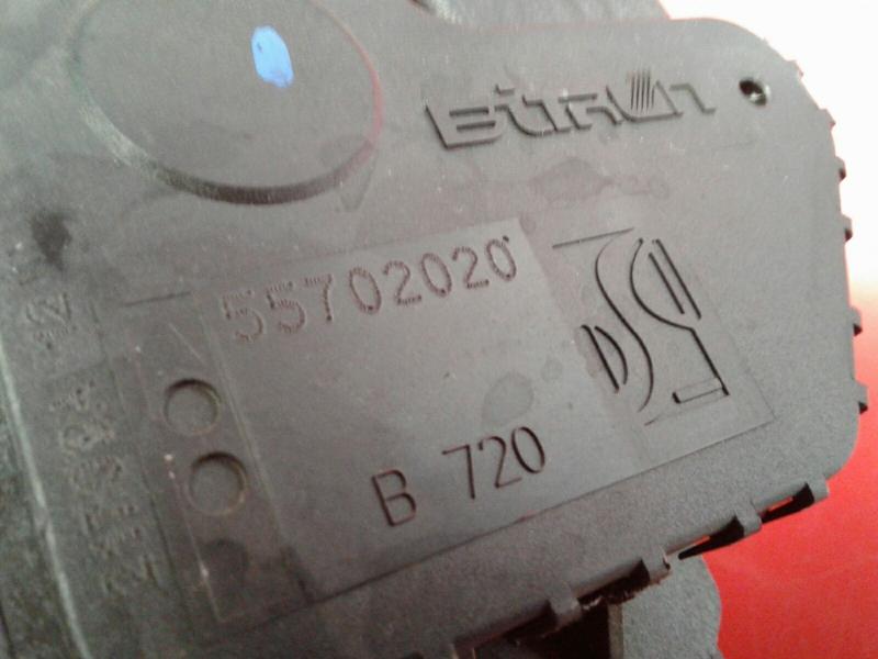 Pedal Acelerador OPEL CORSA D (S07) | 06 - 14